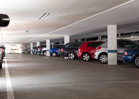 parkhaus am stadtgraben