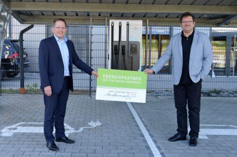 Zusammenarbeit der Stadtwerke Andernach und Rehl